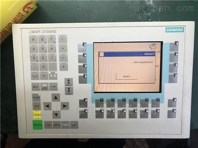西门子触摸屏Smart1000进不了系统维修