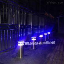 校園道路隔離伸縮式電動液壓柱