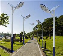 承德縣太陽能路燈6米學校安裝配置