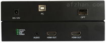 JS3321系列HDMI+KVM光端机