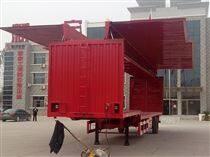 飞翼厢式货车价格-两翼货车公司
