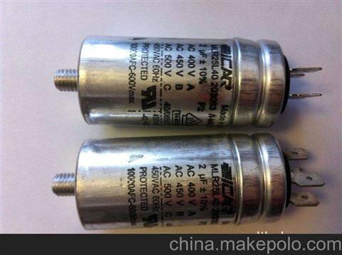 意大利ICAR工业电容MLR 25 L 4025 3063参数