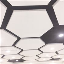 豪瑞岩棉玻纤垂片能有效地降低室内的混响声