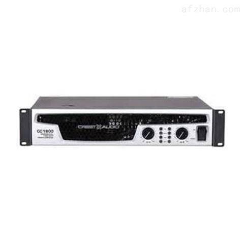 高峰 Crest Audio CC2800 专业功放