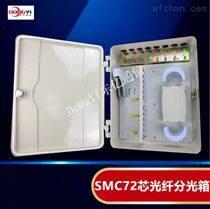 72芯光纤分纤箱款式新颖