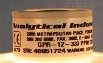 微量氧传感器 (美国AII) 型号:GPR-12-333
