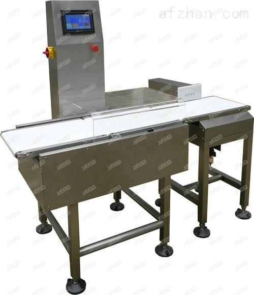 多级重量分选秤 包装流水线自动分级机