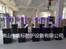 DB深圳遥控止车柱智能液压隐形不锈钢升降路桩