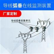 输电线路导线弧垂监测预报警系统
