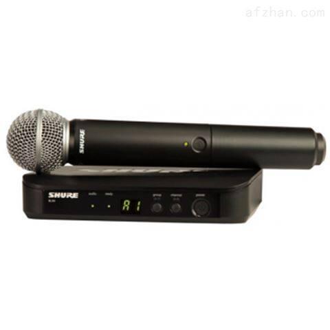 舒尔 Shure BLX24/SM58 无线手持话筒