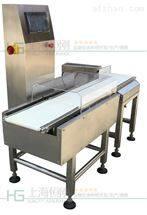 摆杆式重量分选机,称重检测机用于月饼检测