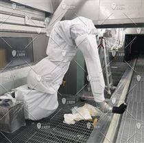 喷涂机器人防护服防静电