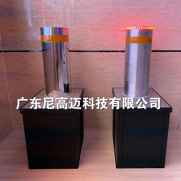 自动液压升降阻车装置-219直径升缩地桩
