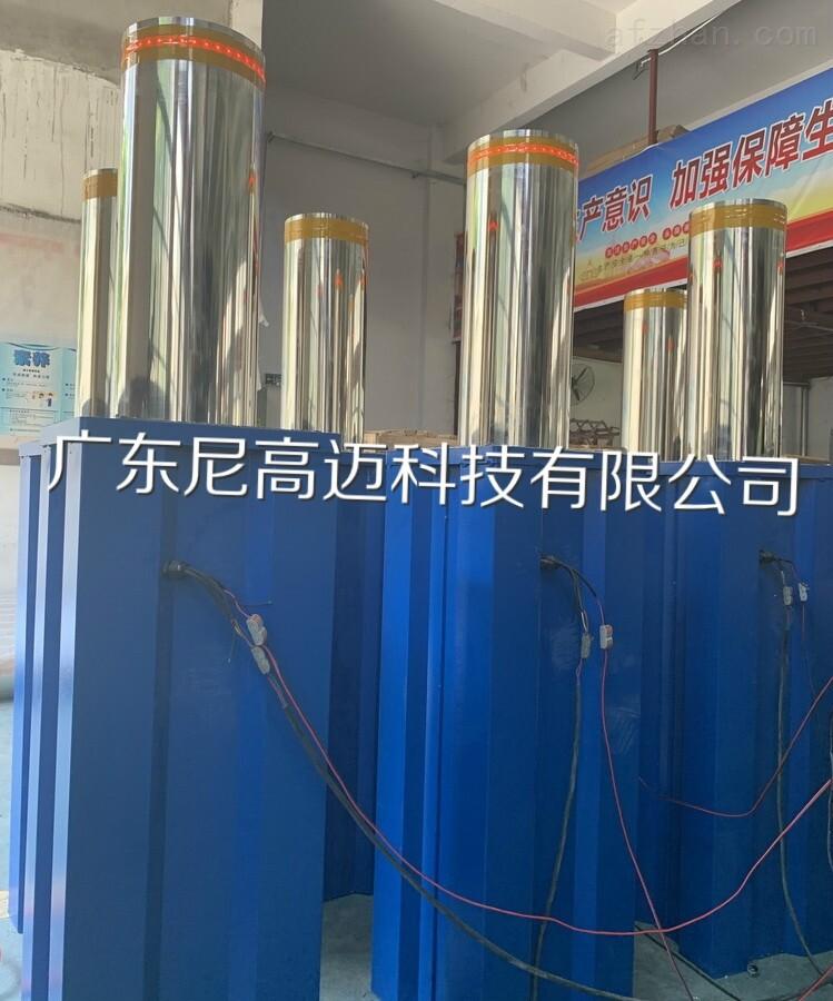 机电液压升降阻拦桩,小型液压地埋防撞拒