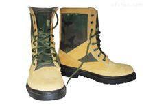 消防滅火防護靴皮靴搶險救援靴  PHX-2 直銷