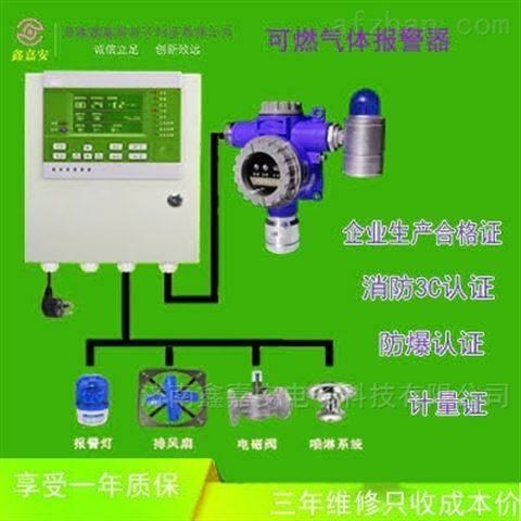 天燃气可燃气体报警器生产厂家