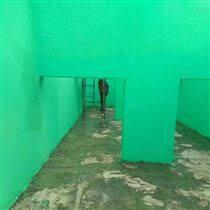 黑龙江省伊春高温玻璃鳞片胶泥蓄水池用