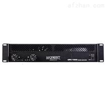 Crest Audio美国高峰模拟功放CPX1500