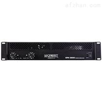 Crest Audio美国高峰CPX系列功率放大器