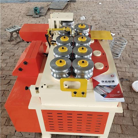 新型数控弯管机支持低温运行
