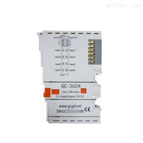 plc厂家有哪些 广成四路模拟量PLC GC-3604