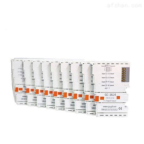 plc厂 广成科技模拟量输入PLC GC-3624