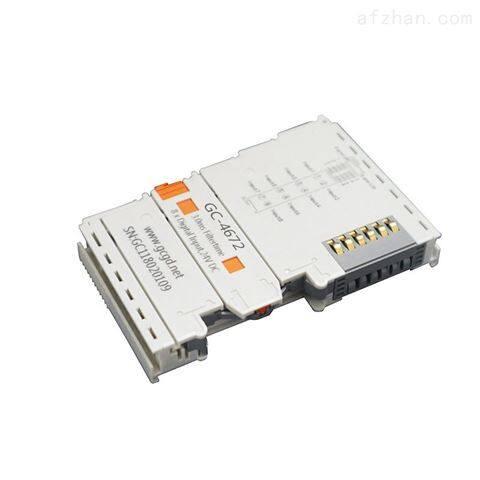 供应国产plc 广成GC-4672双路模拟量输出PLC