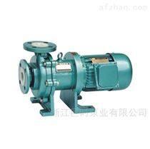 巨時CQB-F型氟塑料磁力泵