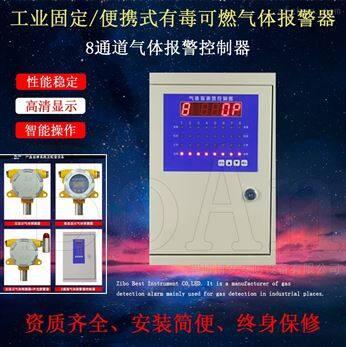 异丁酸浓度泄漏报警器可燃气体探测器厂家