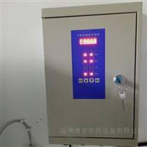 HD2100单通道数码管气体控制器特点