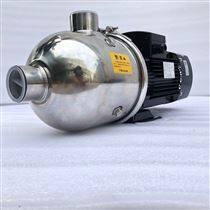 纯水输送不锈钢多级泵