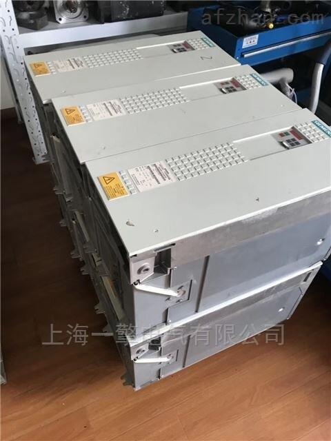 西门子变频器上电报警F002专业维修