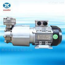 1.1kw磁力高温热油增压泵