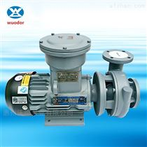 10HP防爆電機熱油管道泵