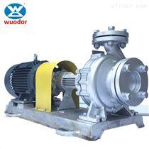 25立方热水输送连轴管道油泵