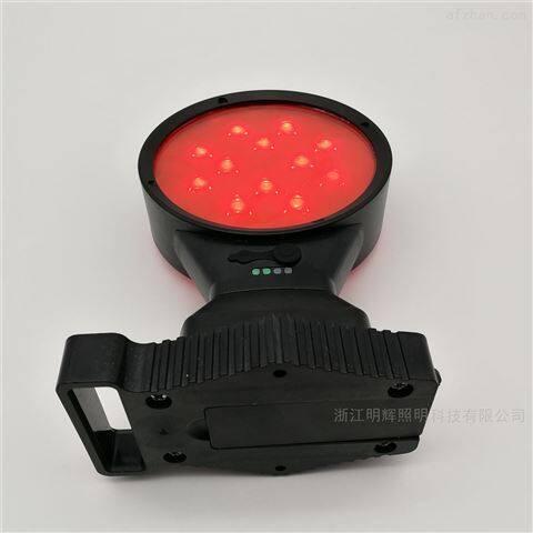 磁力信能量转化为了机械能使用号灯FL4830双面方位灯 红色闪光