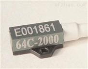 MEAS汽車碰撞測試加速度傳感器64C-2000