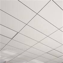 岩棉玻纤吸音板以无机材料为主要材料