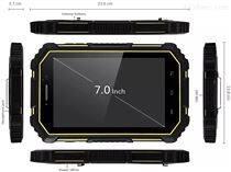 七寸工业三防平板LTE4G智能平板手持终端