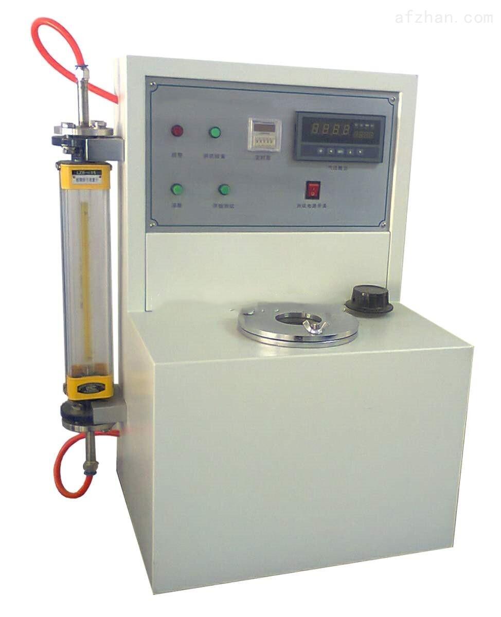 上海医用防护纺织品气流阻力测试仪