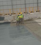 湖底隧道喷涂鲁蒙LM聚脲防水涂料