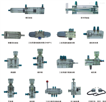 透明液压传动与PLC控制实训装置
