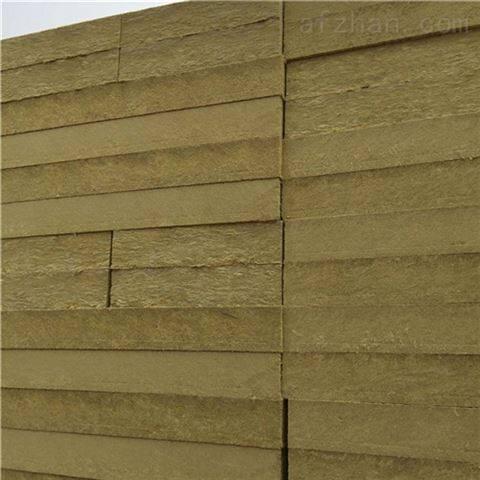 外墙填充防火岩棉板