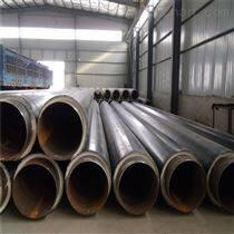 耐高温蒸汽耐热性能高的直埋热水保温管