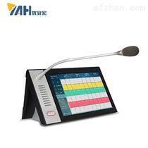 公共廣播IP可視對講IP網絡尋呼主機YAH100