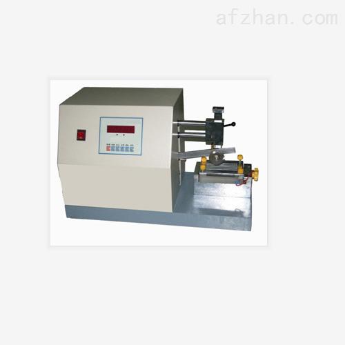 中国制造手套抗切割性能试验机