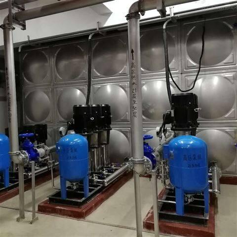 晋城无负压供水设备选型