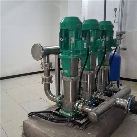 黄山绿色变频恒压供水泵