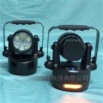 LED防爆探照燈_LED手提燈12W/海洋王