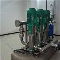 宁波高层无负压供水系统远程运维系统